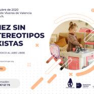Taller 'Niñez sin estereotipos sexistas'