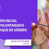 2ª edición de la formación inicial para el voluntariado con enfoque de género