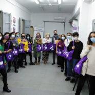 Clausura de 'V-Maps. Mapas violeta en clave de género y acciones solidarias frente al COVID-19'