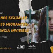 Jornada 'Agresiones sexuales a mujeres migrantes: una violencia invisible'