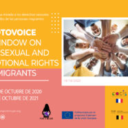 Proyecto 'Photovoice: a Window on Sexual and Emotional Rights of Migrant People'