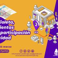 Taller 'Rutas Violeta, herramientas para la participación con equidad'