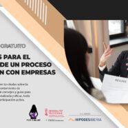 Taller 'Habilidades para el desempeño de un proceso de selección con empresas'