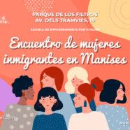 Encuentro de mujeres inmigrantes en Manises