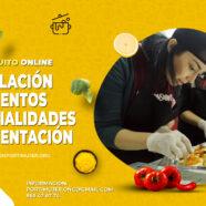 Abiertas inscripciones al curso 'Manipulación de alimentos y especialidades de alimentación'