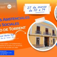 Conoce los recursos asistenciales y ayudas sociales del Municipio de Torrent