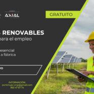 Curso básico de energías renovables para el empleo