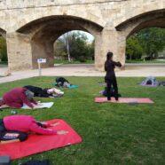 13-04-2021 Taller de Yoga en el Círculo de Mujeres