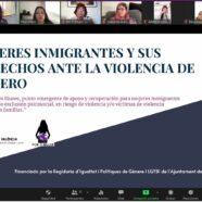 04-05-2021 Taller Mujeres inmigrantes y sus derechos ante VG