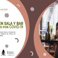 Curso 'Atención en sala y bar con cuidados por COVID-19'