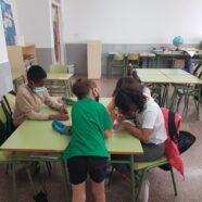 21-05-2021 Taller en el CEIP Amistad de Valencia