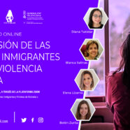 Conversatorio 'Indefensión de las mujeres inmigrantes ante la violencia machista'