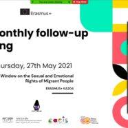 27-05-2021 Reunión participantes proyecto Photovoice