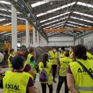 20-05-2021 Visita a la Fábrica de Axial