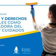Taller 'Deberes y derechos laborales como trabajadora del hogar y cuidados'