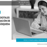 Taller 'Herramientas digitales para la elaboración de currículum y búsqueda de empleo'