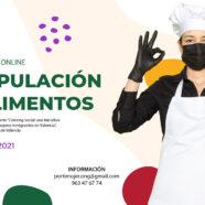 Curso 'Manipulación de Alimentos'