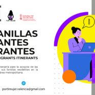 Inauguramos el programa de acogida 'Ventanillas migrantes itinerantes'