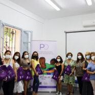 Promotoras comunitarias, tejiendo redes para una sociedad libre de violencia de género