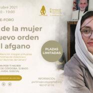 Cine-foro 'El papel de la mujer en el nuevo orden social afgano'